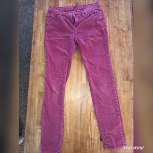 BDG Urban Outfitters corduroy pants size 27